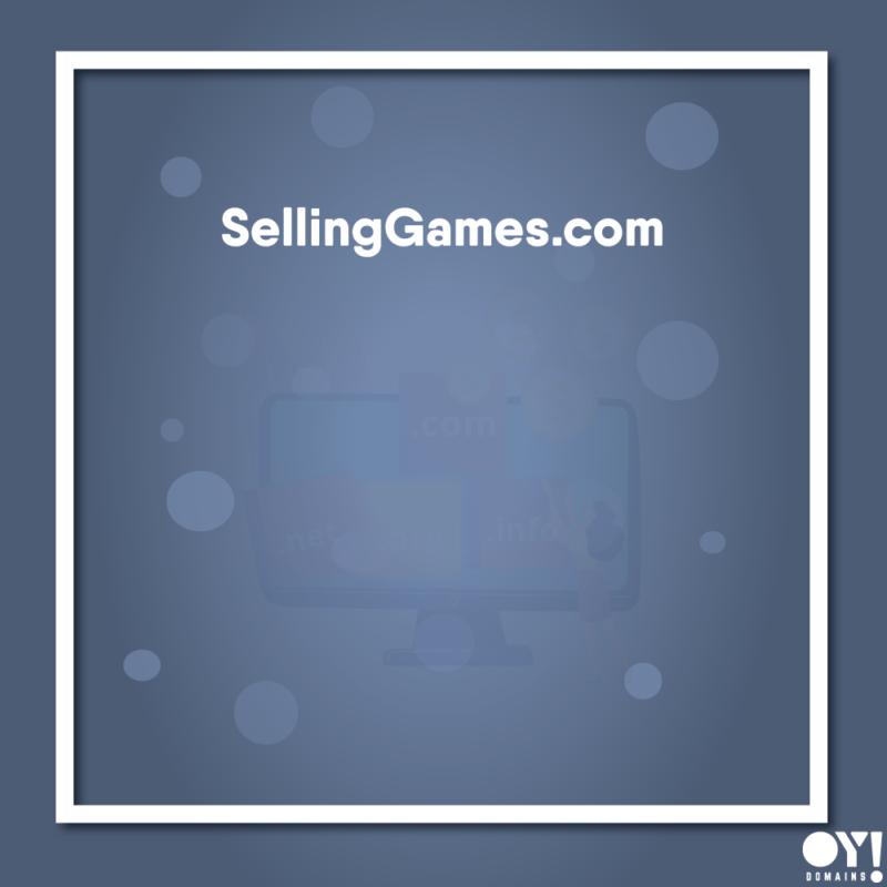 SellingGames.com