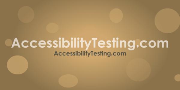AccessibilityTesting.com