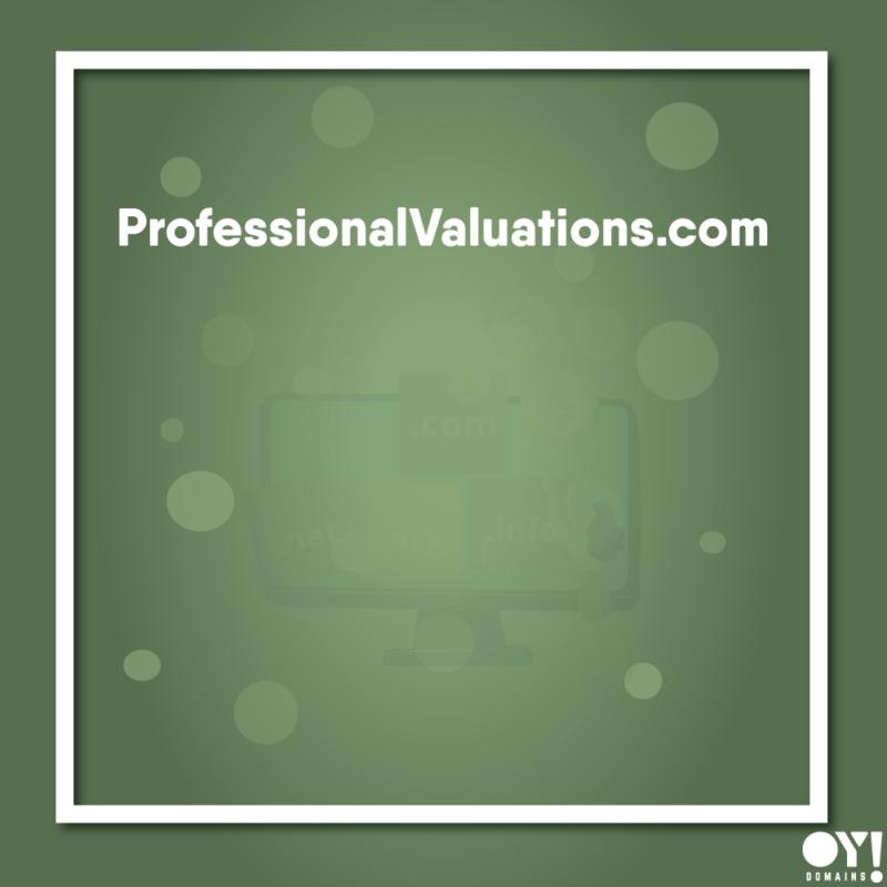 ProfessionalValuations.com