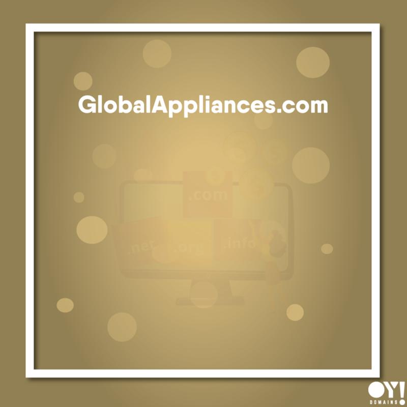 GlobalAppliances.com
