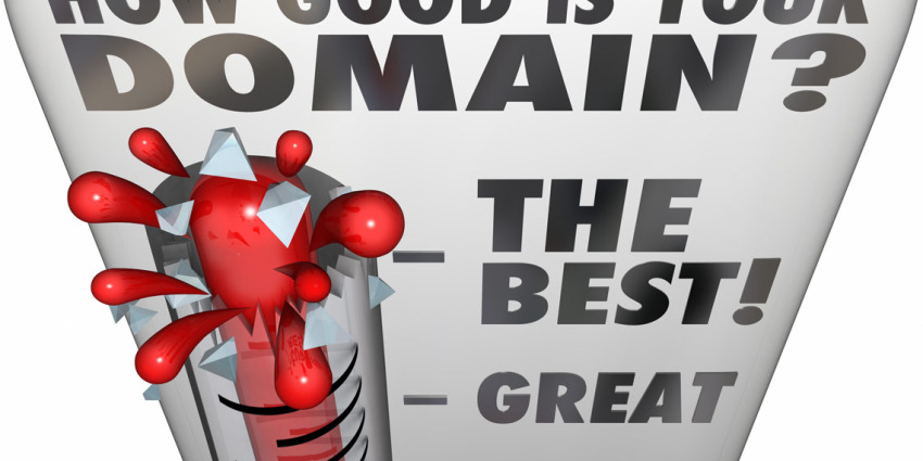 How good is your Domain?