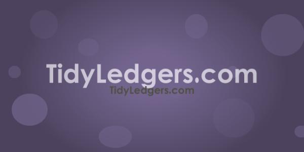 TidyLedgers.com