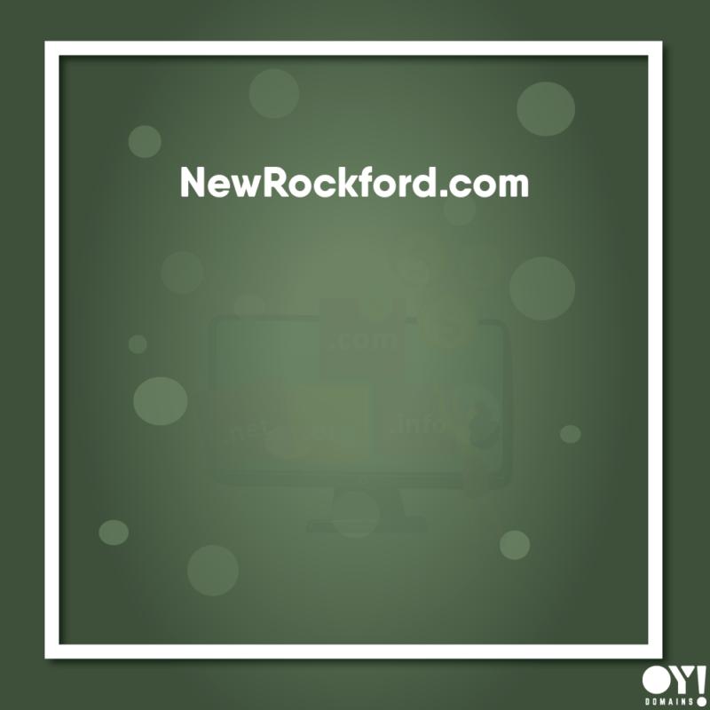 NewRockford.com