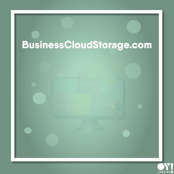 BusinessCloudStorage.com
