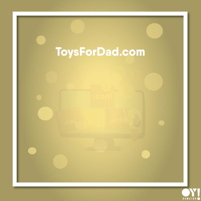 ToysForDad.com