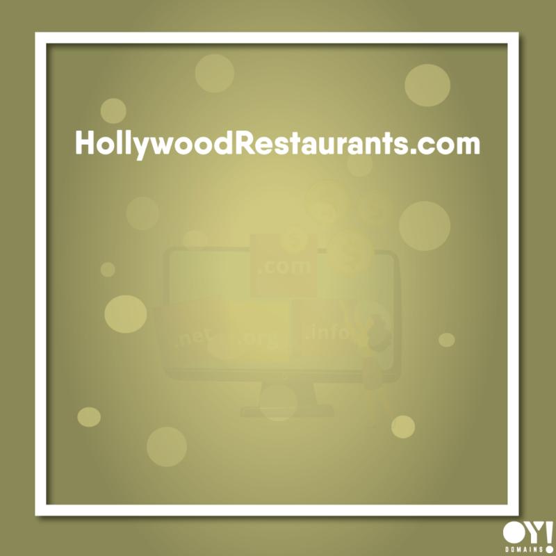 HollywoodRestaurants.com