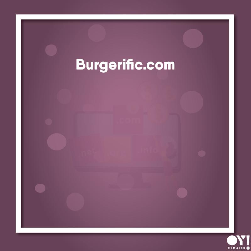 Burgerific.com