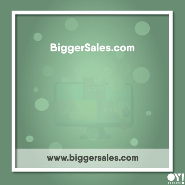 BiggerSales.com