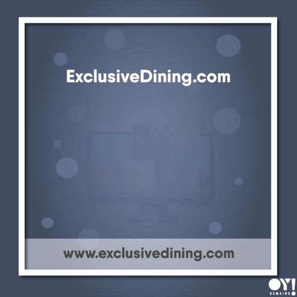 ExclusiveDining.com