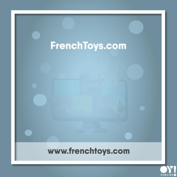 FrenchToys.com