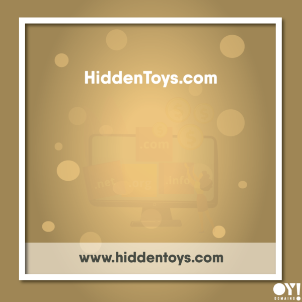 HiddenToys.com