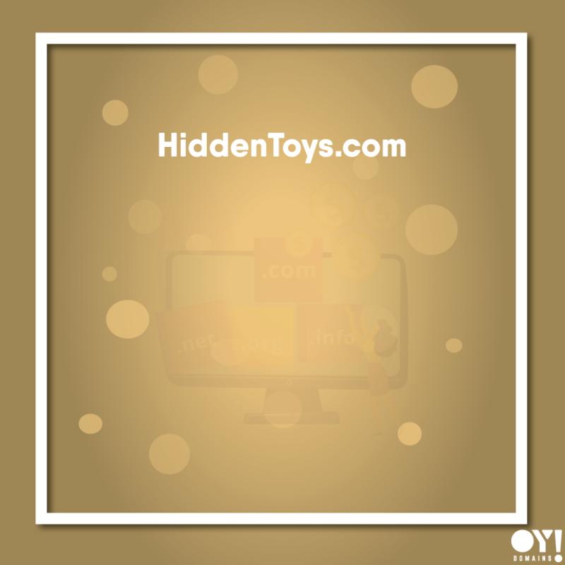 HiddenToys.com