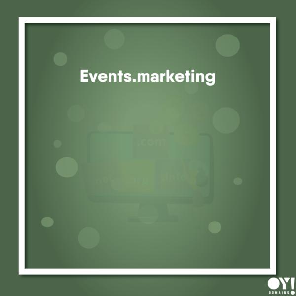 Events.marketing