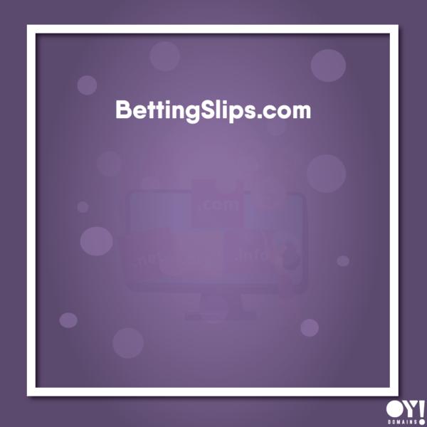 BettingSlips.com