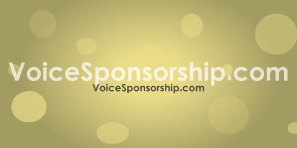 VoiceSponsorship.com