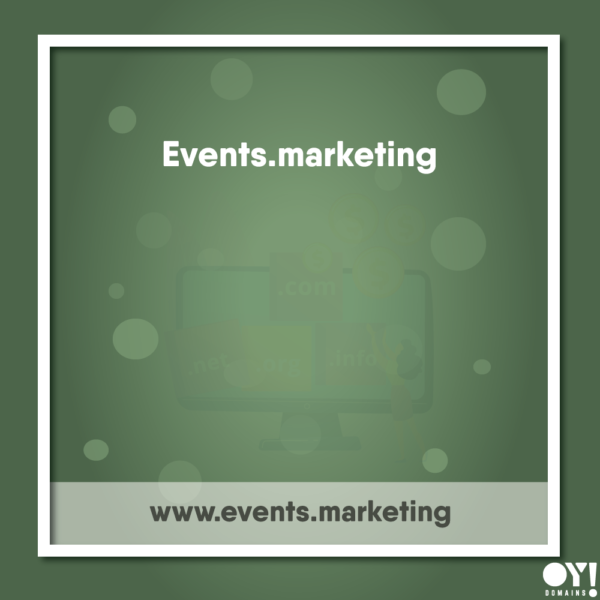 Events.marketing