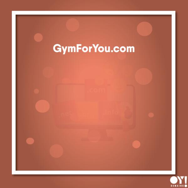 GymForYou.com
