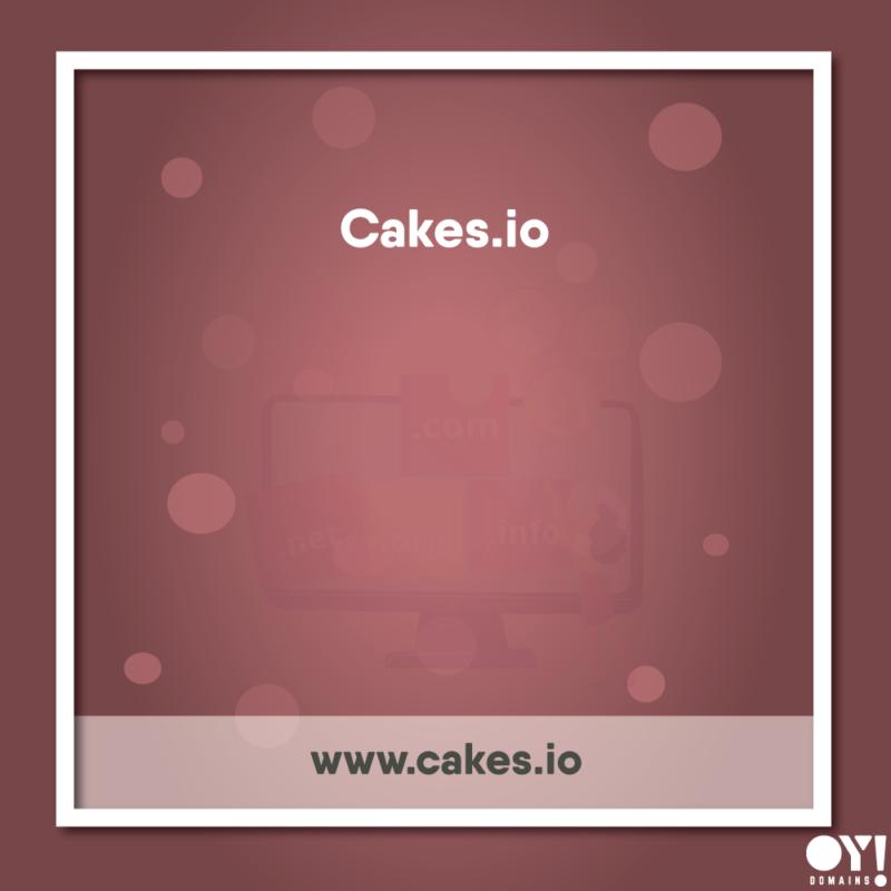Cakes.io