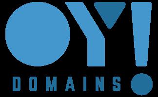 OY! Domains logo