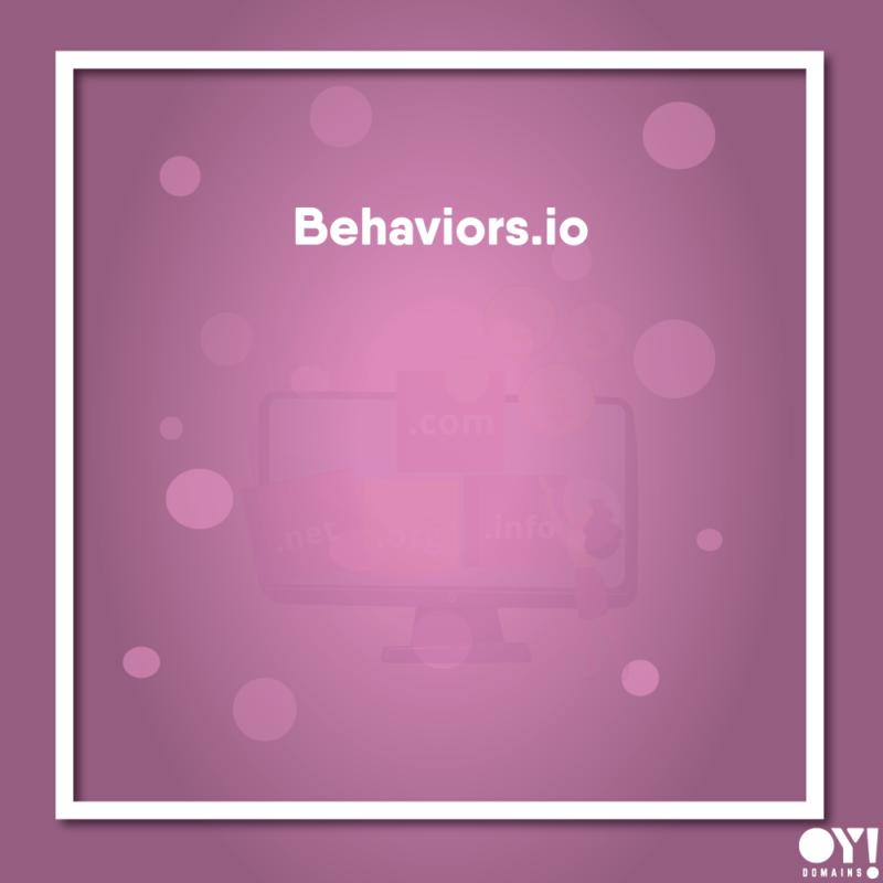 Behaviors.io