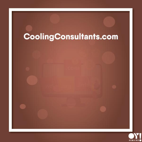 CoolingConsultants.com