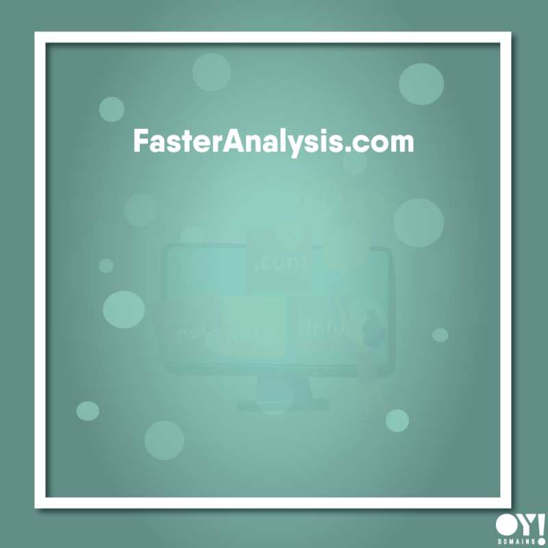 FasterAnalysis.com