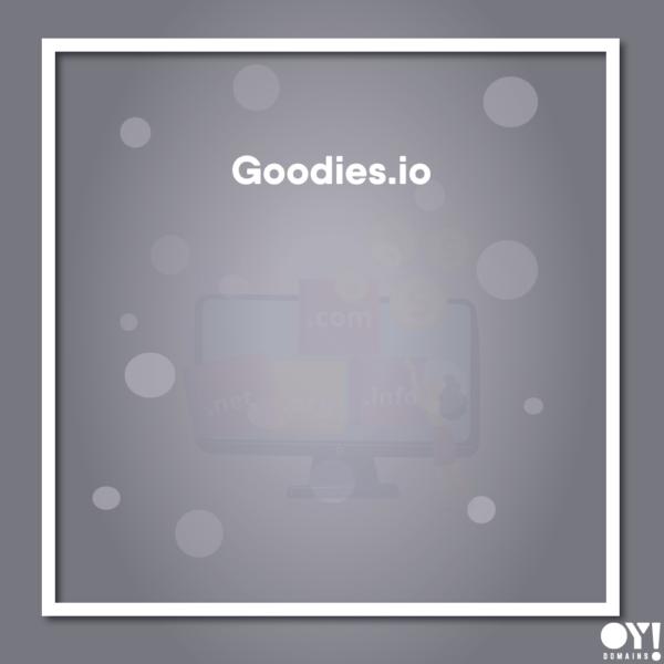 Goodies.io