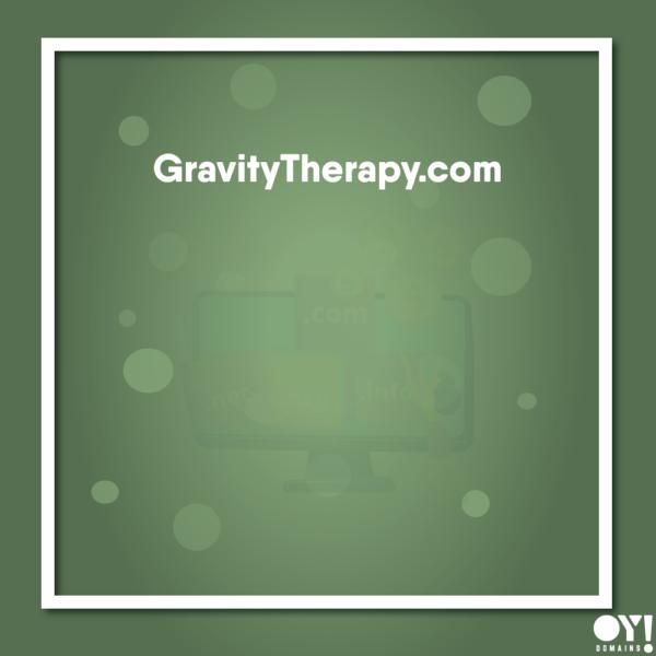 GravityTherapy.com