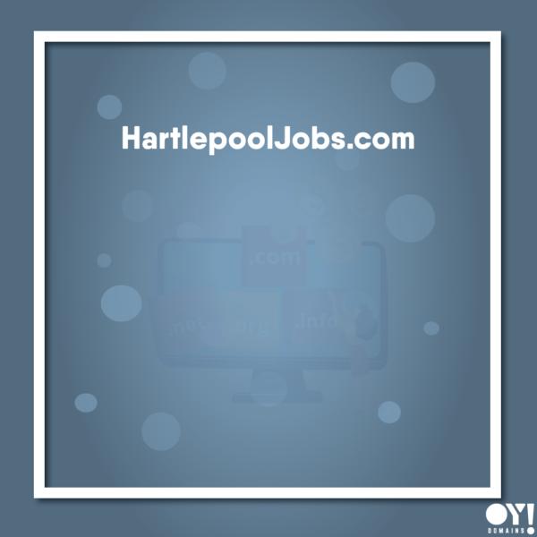 HartlepoolJobs.com