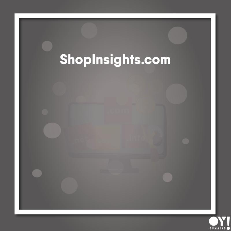 ShopInsights.com