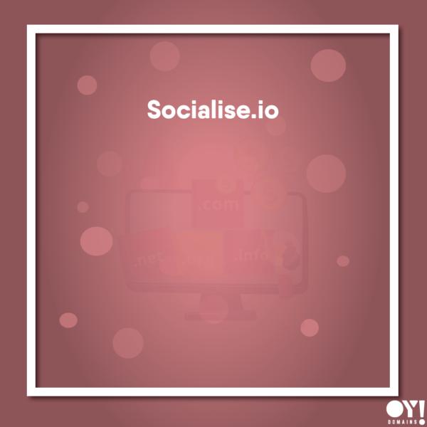 Socialise.io