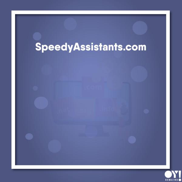 SpeedyAssistants.com