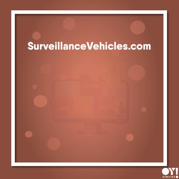 SurveillanceVehicles.com