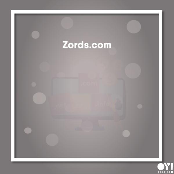 Zords.com